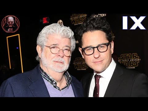 "George Lucas Returns to ""Fix"" Luke for Episode 9 Rumour! - Star Wars Explained"
