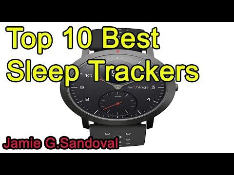 Top 10 Best Sleep Trackers of 2020