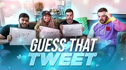 GUESS THAT OUTRAGEOUS TWEET FT. COURAGE, VALKYRAE, YASSUO, NADESHOT