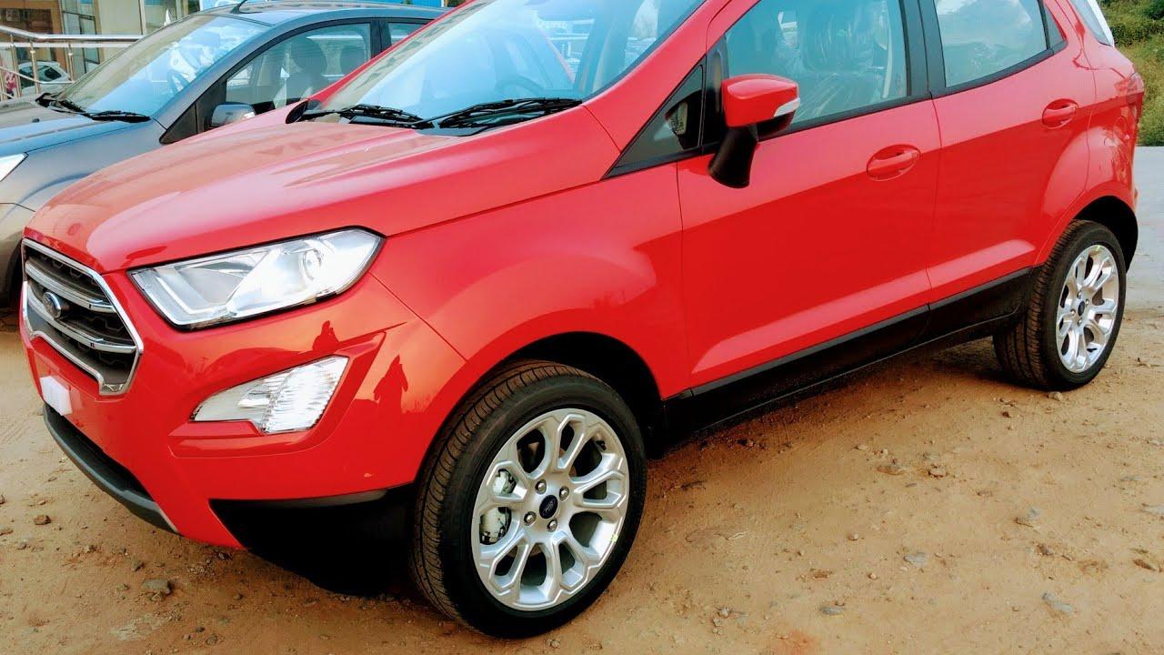 Image Result For Ford Ecosport Titanium Plus