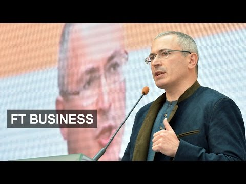 Yukos case in 60 seconds | FT Business