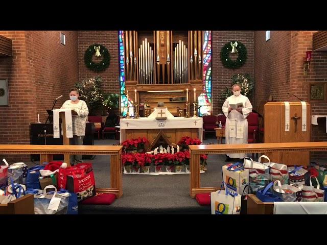 Epiphany - Holy Eucharist - Rite II - 1/10/21