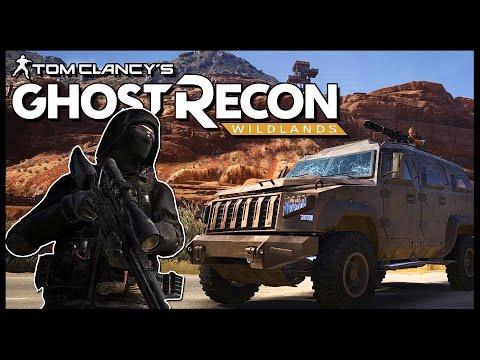 Ghost Recon Wildlands  - Welcome To Bolivia - Ghost Recon Wildlands Gameplay