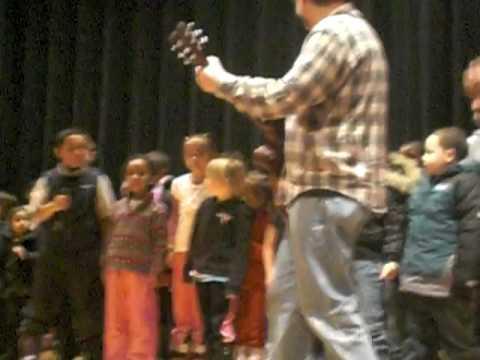 Hannah Penn middle school christmas concert