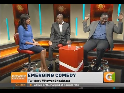 Power Breakfast interview with Pastor Paul Kuria