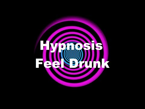Hypnosis: Feel Drunk (Request)