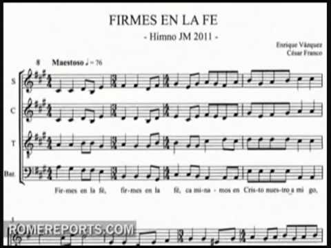 Himno JMJ Madrid 2011 (Versiones)