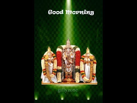 New Whatsapp Video, Good Morning (LORD BALIJI))  | Animated Good Morning Lord Balaji Gif