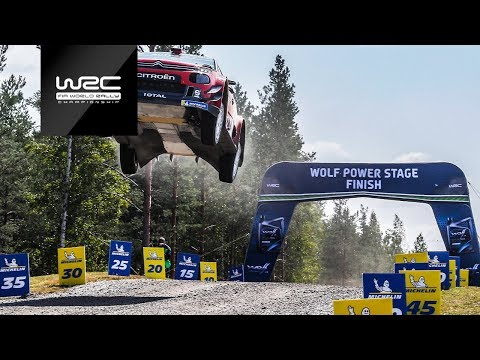 WRC 2019: Official Partner WOLF Lubricants
