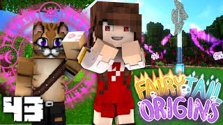 Fairy Tail Origins: SHE RETURNED? (Magic Minecraft Roleplay SMP)