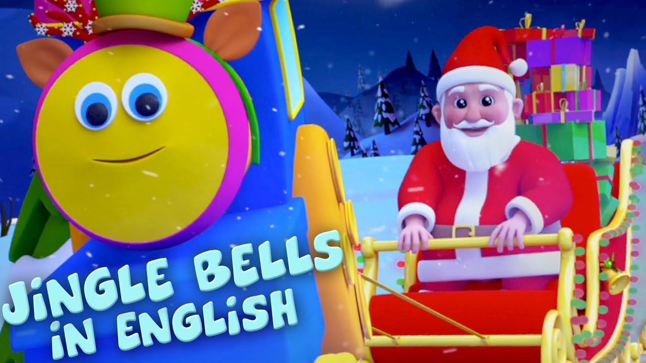 Jingle bells | bob der Zug Lied | Weihnachtslied für Kinder | Xmas ...