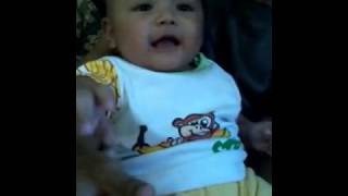 my baby laugh