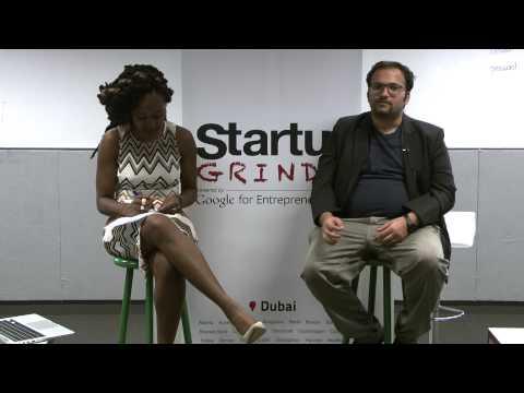 Hasan Haider (500 Startups) at Startup Grind Dubai
