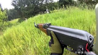 (ASG) Raport z... #6 Strzelanka 15.06.2014 [HD]