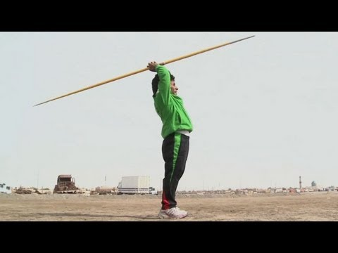 Paralympic dream over, Iraqi wakes up to old life