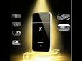 мини бритва в форме смартфона SHENGFA RSCW-2055