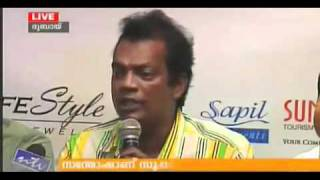 SALIM KUMAR Says - SANTHOSH PANDIT IS A NEW SUPER STAR