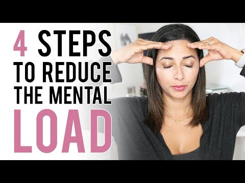 How I reduced THE MENTAL LOAD  Mindful Motherhood  Ysis Lorenna