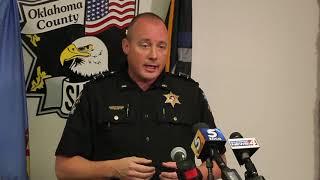 Oklahoma County Sheriff's Deputy recounts Penn Square Mall events