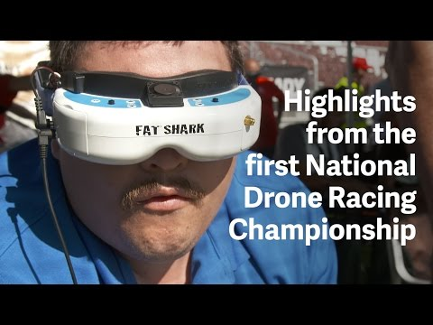 Drone racing has its first champion