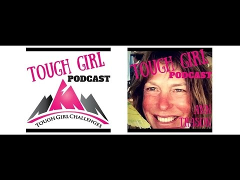 Ann Trason - American ultra runner who has broken 20 world records & won Western States a record 14