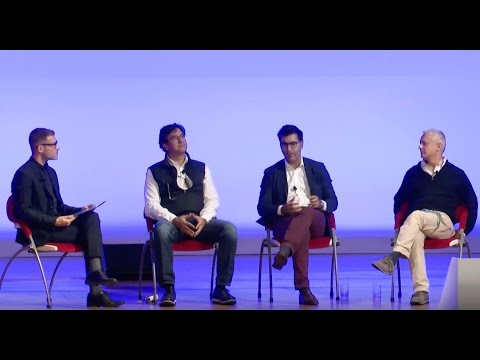 Smart Glasses Panel with Optinvent, Glassup, Vuzix at AWE Europe 2016