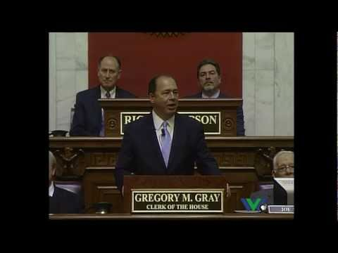 WV State of the State Address 2013
