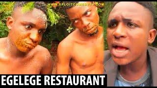 THE Egelege Restaurant (Xploit Comedy)