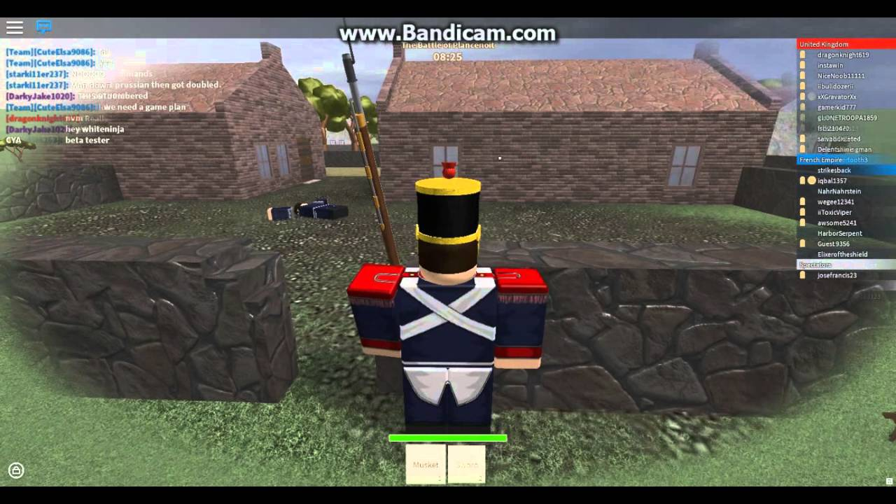 Hacker Caught On Act In Roblox Blood And Iron By Maker Xd