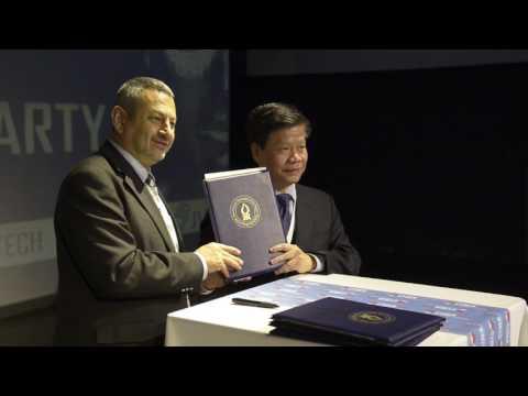 NTU Singapore and BGU Sign Partnership to Combat Advanced Cyber Threats
