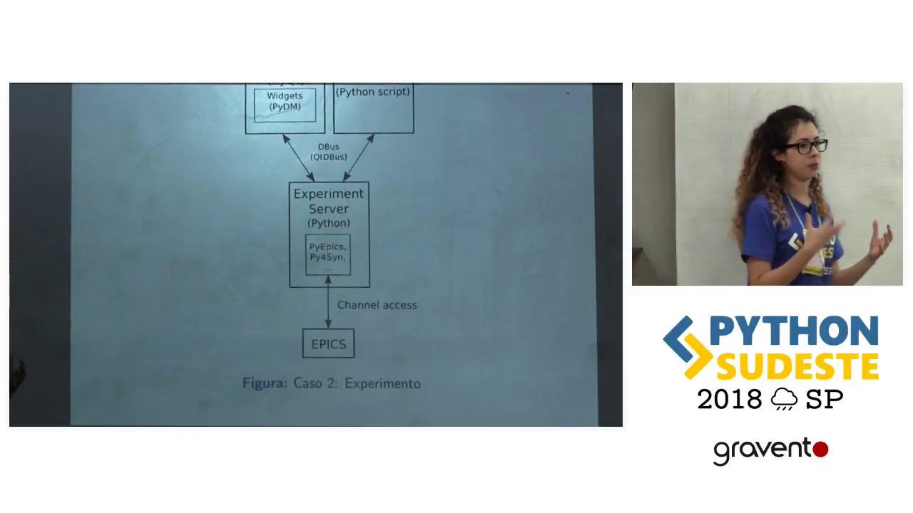 Image from [PySE 2018] GUIs em Python para o seu acelerador de partículas (Projeto Sirius)