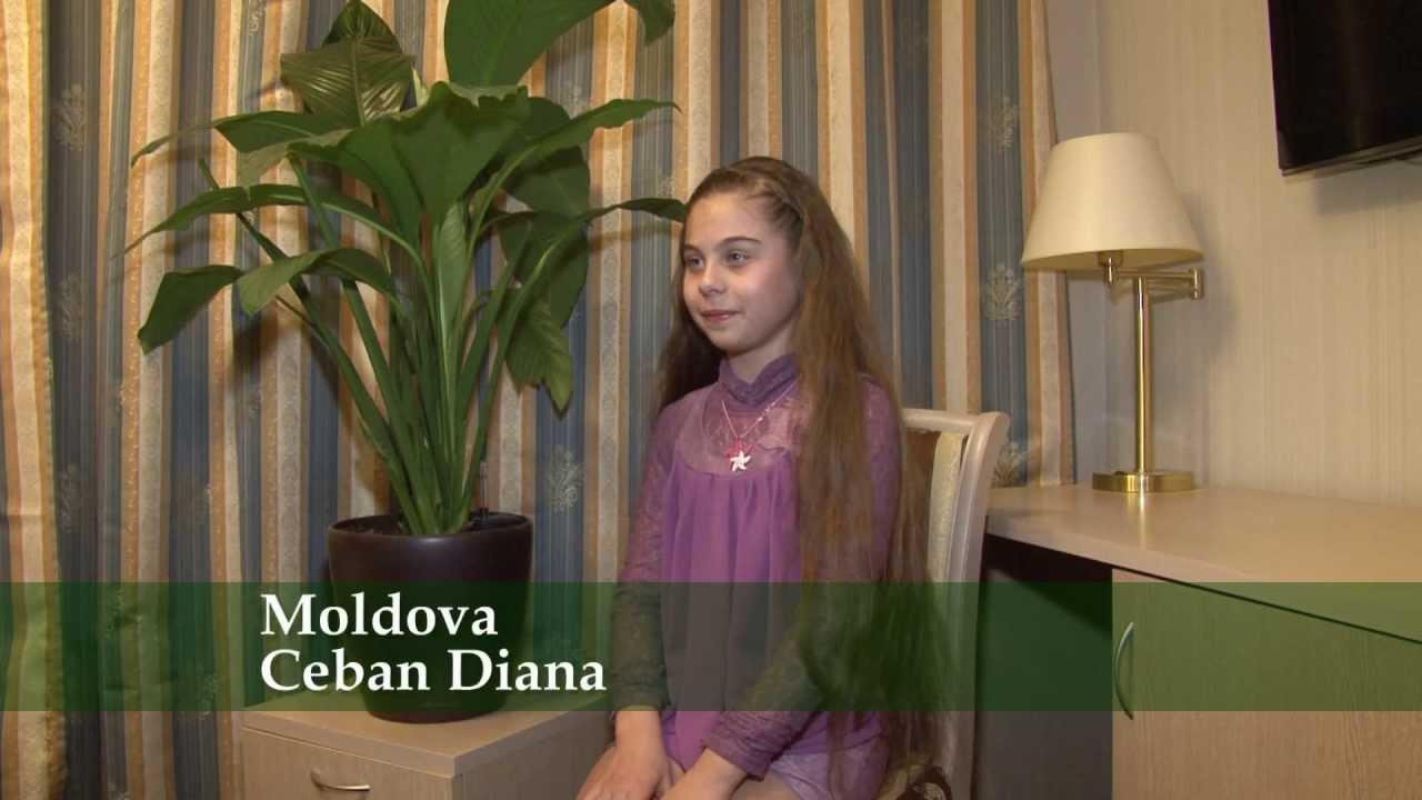Moldova - Ceban Diana