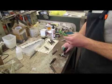 TKP 2015 5.0:  Great Eastern Cutlery Tour Pt.3 -- Grinding thru Assembly