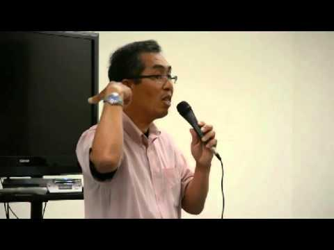 Testimony of Brother Michael Teo on God's Love and His faithfulness - River of Love - Chinatown