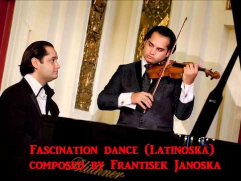 Roman and Frantisek Janoska-Fascination Dance composed by Frantisek Janoska-LIVE