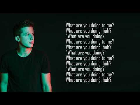 Attention - Charlie Puth  (Remix Feat. Kyle) lyric
