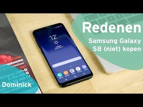 5 redenen om de Samsung Galaxy S8 (niet) te kopen (Dutch)