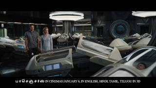 PASSENGERS: TAMIL Trailer