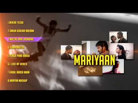 Mariyaan - Tamil Music Box