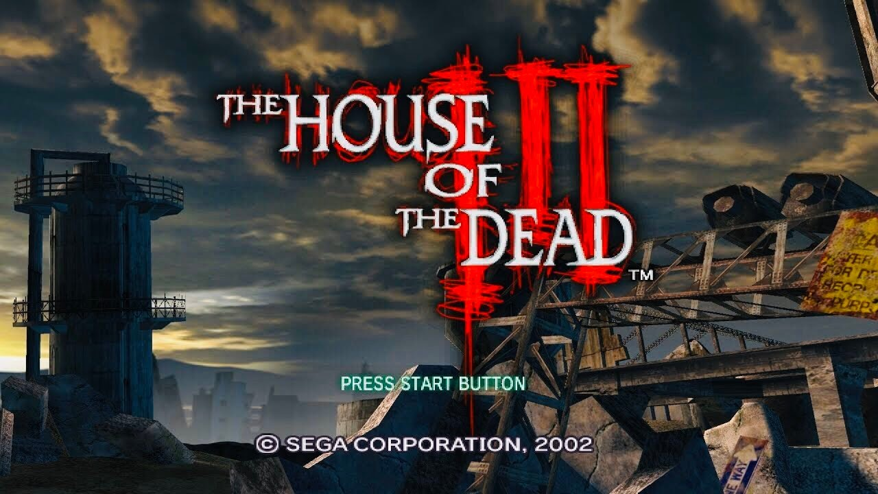 The House Of The Dead 3 Wii Full Gameplay No Commentary Youtube