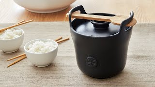 AZUME | Ceramic Rice Cooker