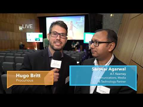 The Big Ideas Summit Melbourne With Sarovar Agarwal, A.T. Kearney
