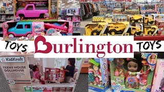 BURLINGTON * CHRISTMAS 2019 TOY SHOPPING