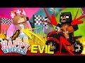 Minecraft HAPPY WHEELS - THE LITTLECLUB H.Q HAS BEEN TAKEN OVER BY EVIL - Donut the Dog Minecraft