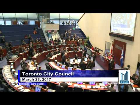 City Council - March 28, 2017