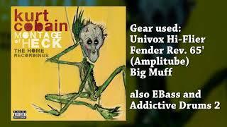 Kurt Cobain - Rehash (Studio cover with Kurt vocals)