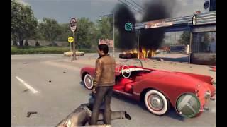 Mafia 2 (2010) - First use of Physx APEX technology