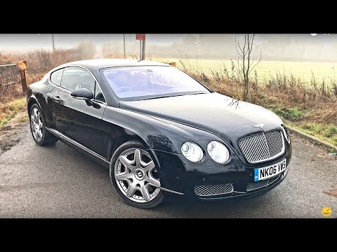 2006 Bentley Continental GT Mulliner  W12 Twin Turbo by Calvin's Car Diary