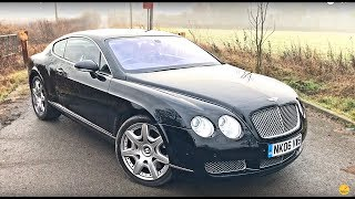 2006 Bentley Continental GT Mulliner review W12 Twin Turbo by Calvin's Car Diary