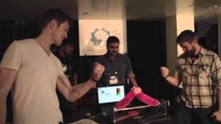 EEG Arm Wrestling - TechHive Update
